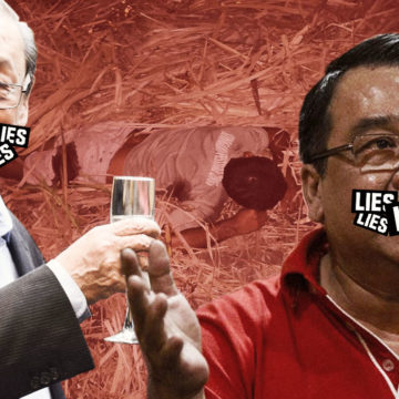 AFP slams communist accusation of their involvement in farmers slay in Negros