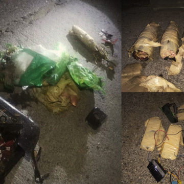 Troops recover improvised bombs in Maguindanao