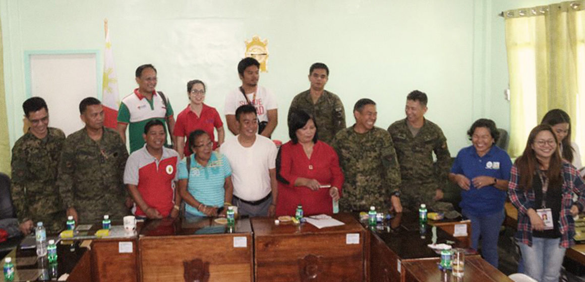 Army Engineers to construct Lumad Schools in Talaingod