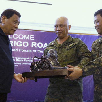 Military intel chief is new army commander