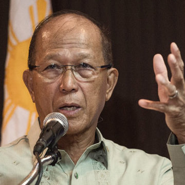 CPP-NPA out to oust gov't – Lorenzana