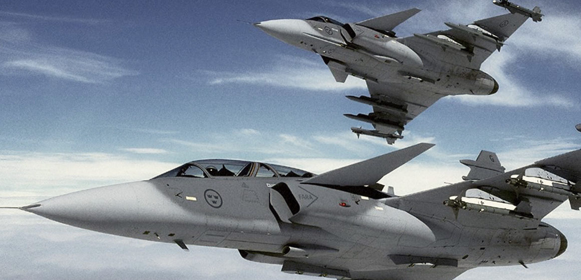 DND likely to acquire Swedish-made fighter jets