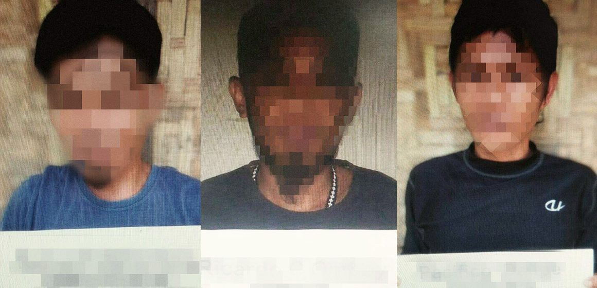 3 NPAs surrendered to the military