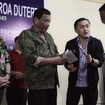 NPA surrenderees receive cash, housing assistance from PRRD