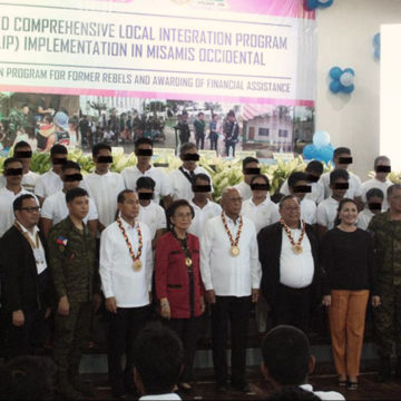 71 former Reds in MisOcc receive financial aid