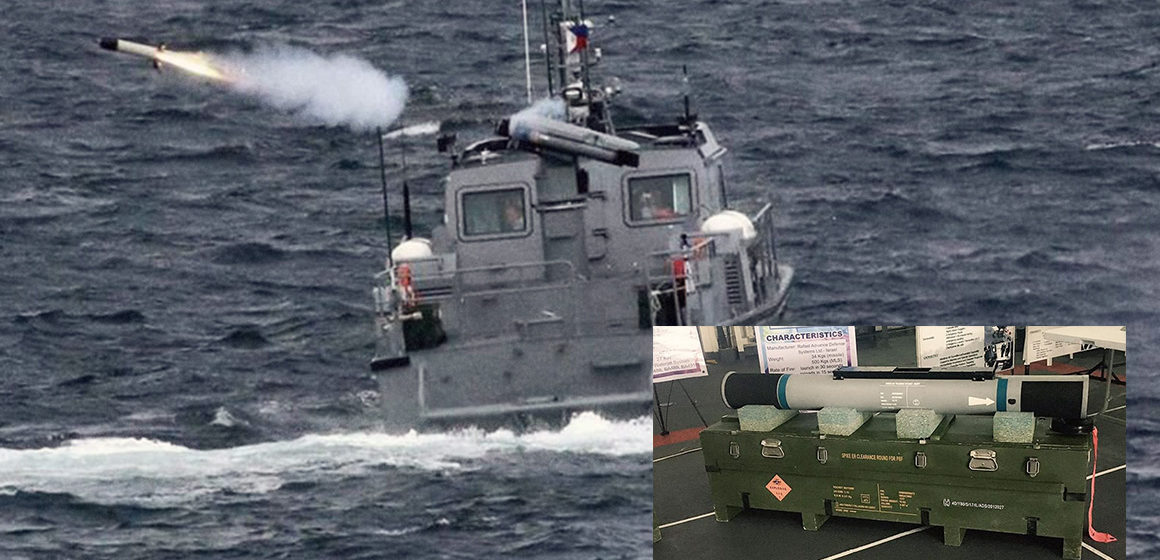 PH Navy now capable of handling modern missile systems
