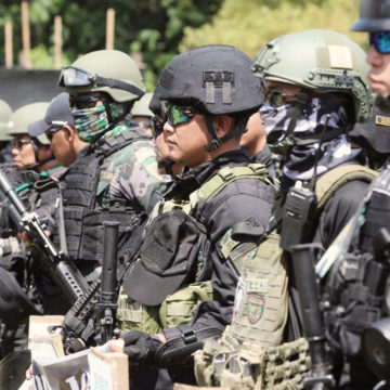 No halt in military ops vs. NPA amid hostage-taking incident