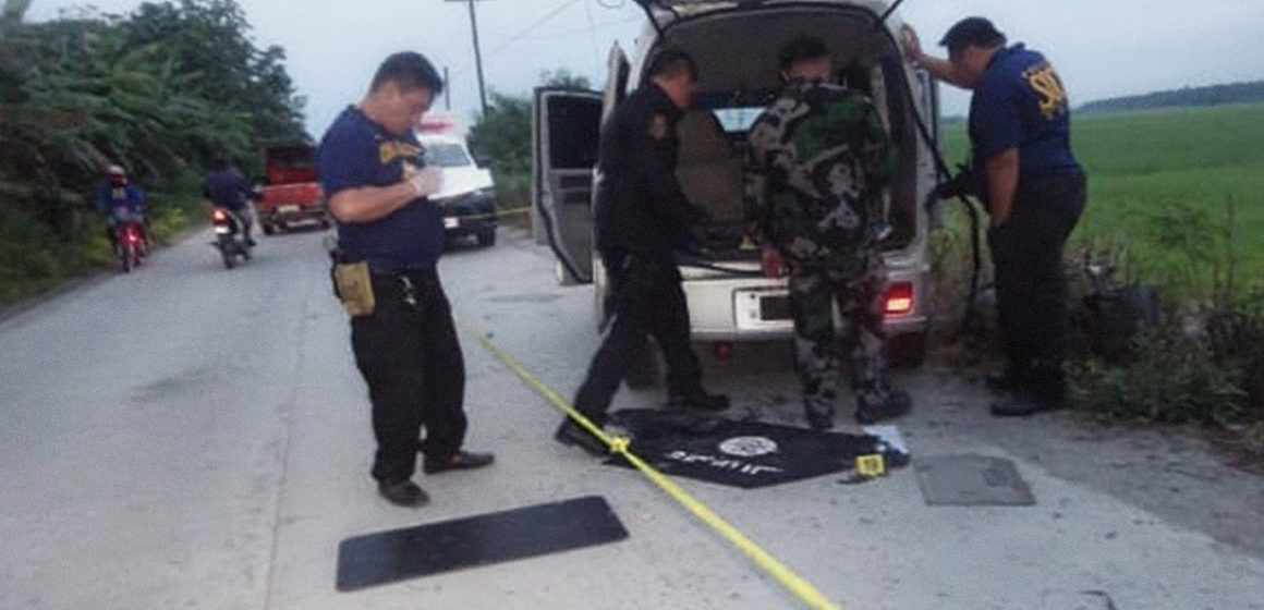 2 ISIS members killed in Tacurong city shootout, ISIS Flag and IED recovered