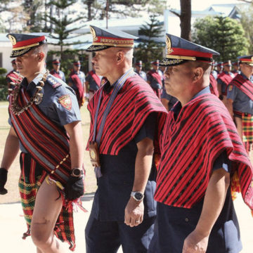 Benguet peaceful with reduced crime rate