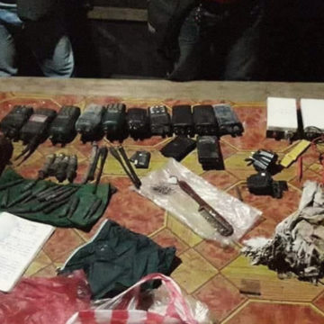 Civilian tip-off leads troops to NPA supply stash