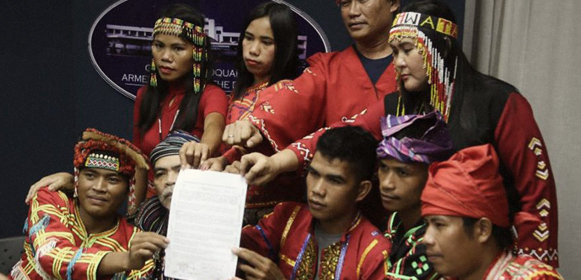 Manobo woman recalls NPA's deceit, abuses