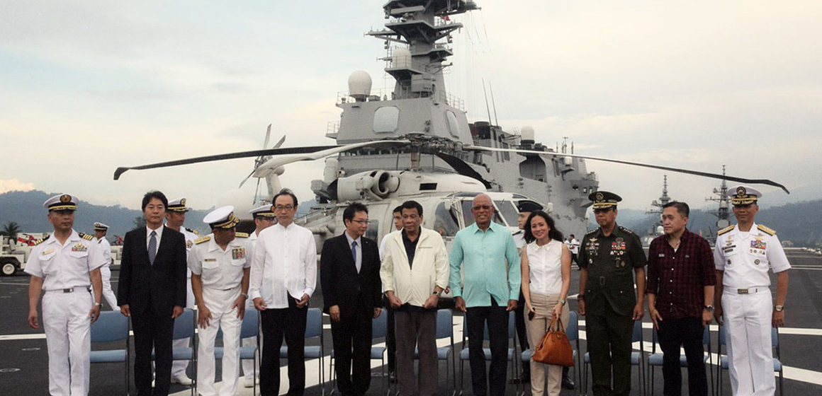 Japan offers air defense radars to PH: Lorenzana
