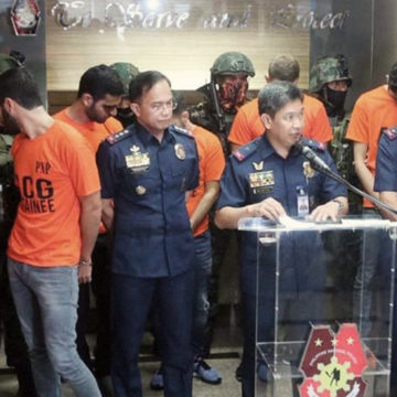 Pinoys now more confident to report crimes: PNP