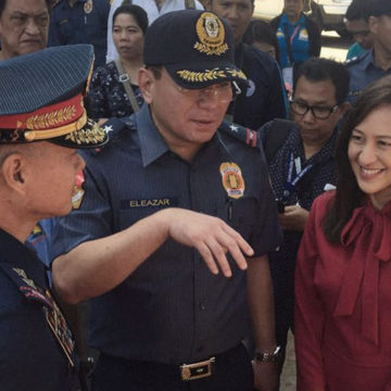 Police stations to receive computer sets from QC gov't