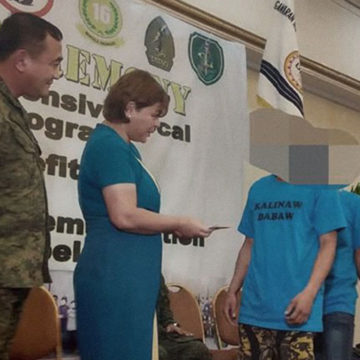 76 ex-NPAs get cash benefits in Davao City