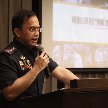 Intel ops necessary to maintain peace, order: PNP