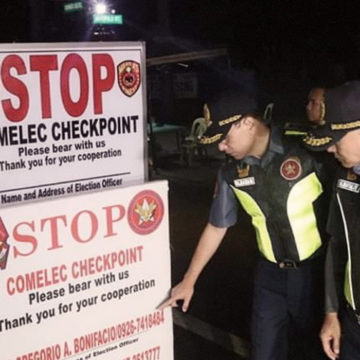 Security ops in place as campaign period starts: PNP chief