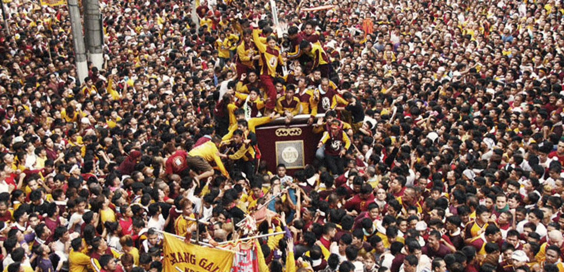 Over 7K cops to secure Black Nazarene feast: NCRPO