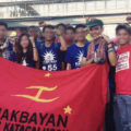 Vice-Chairperson of Anakbayan-UPLB who allegedly joined NPA killed in clash