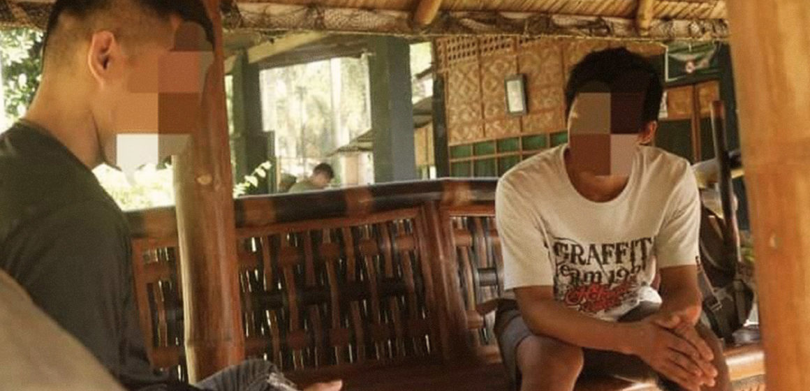 A 19-year old NPA Squad Leader Surrenders