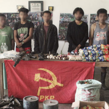 14 NPA, Militiang Bayan surrender, community role commended