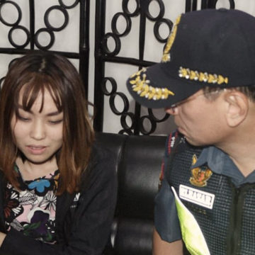 NCRPO chief wants Chinese woman in MRT incident deported