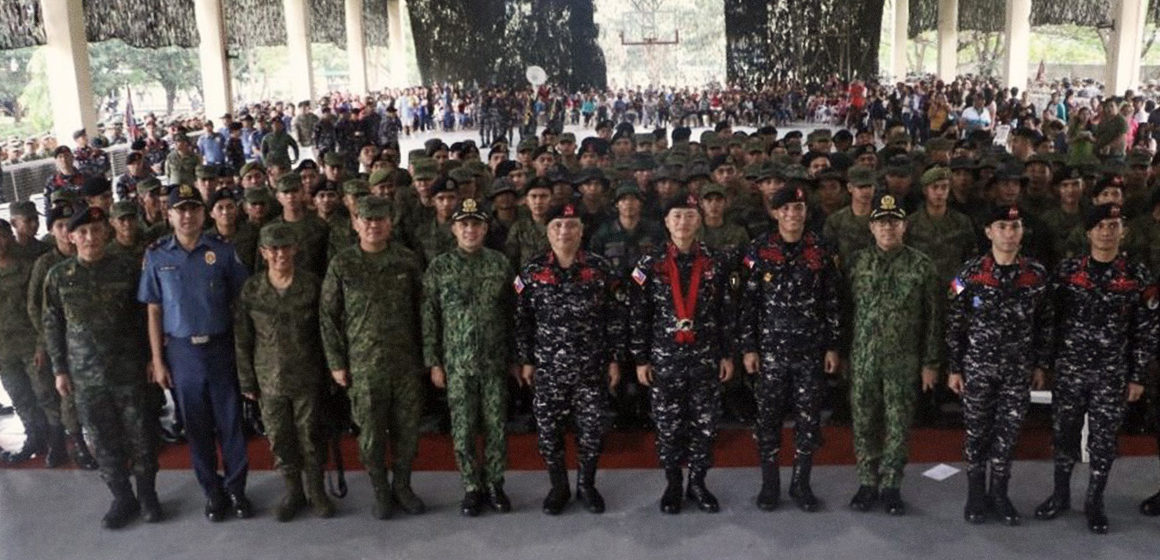 PH Army welcomes new Scout Rangers, Snipers