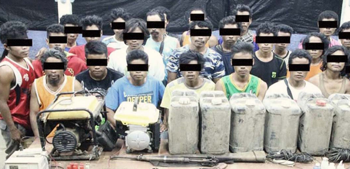 25 NPA Members and supporters surrender in Bukidnon