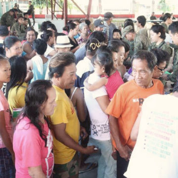 Hacienda Luisita farmers' group withdraws support to Reds
