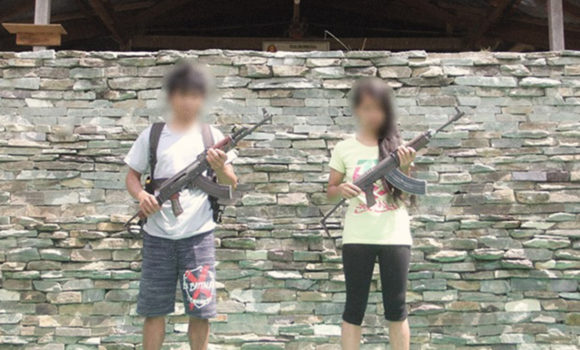 NPA terrorists couple surrender in Bukidnon